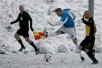 Desná hrála derby s Železným Brodem a domácí hráči se nakonec radovali z vysokého vítězství 4:1.