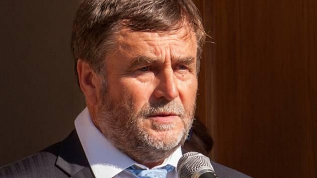 František Lufinka, starosta Železného Brodu