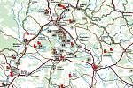Mapa filmových míst Českého ráje