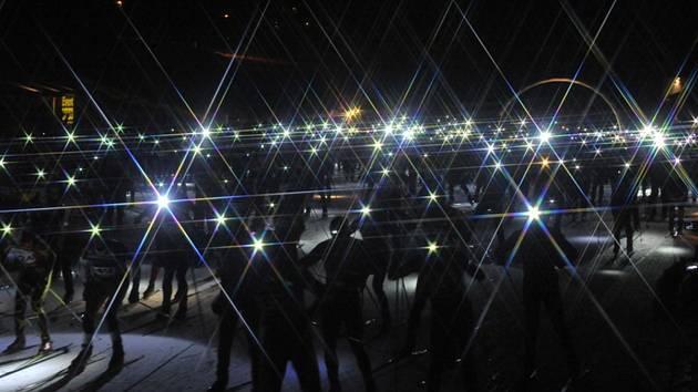 Night Light Marathon