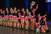 Taneční mistrovství České republiky, Czech Dance Championship 2017, začalo 9. června v Jablonci nad Nisou.