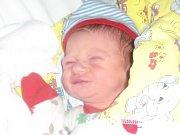 Robin Zakouřil se narodil Elišce a Borkovi Zakouřilovým z Liberce 19. 11. 2014. Měřil 49 cm, vážil 3500 g.