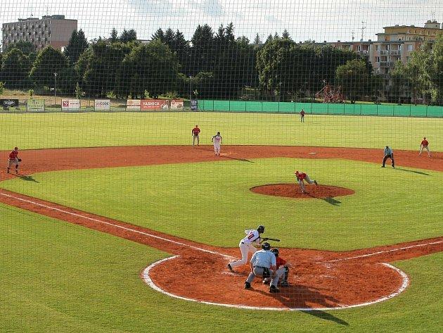 Baseball - ilustrační snímek