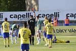 Fotbalisté Jablonce porazili doma Zlín 1:0.