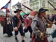 Vydařené Valdštejnské slavnosti ve Frýdlantě.