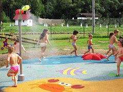 Mlhoviště slouží plavským dětem již dnes