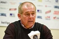 trenér FK Jablonec Petr Rada