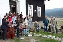 SLAVNOSTNÍ OTEVŘENÍ MUZEA Jizerských hor proběhlo první májovou sobotu.