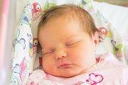 LUCIE ŠMÍDOVÁ se narodila v pondělí 18. prosince v jablonecké porodnici mamince Ireně Šmídové z Šimonovice. Měřila 50 cm a vážila 4,21 kg.