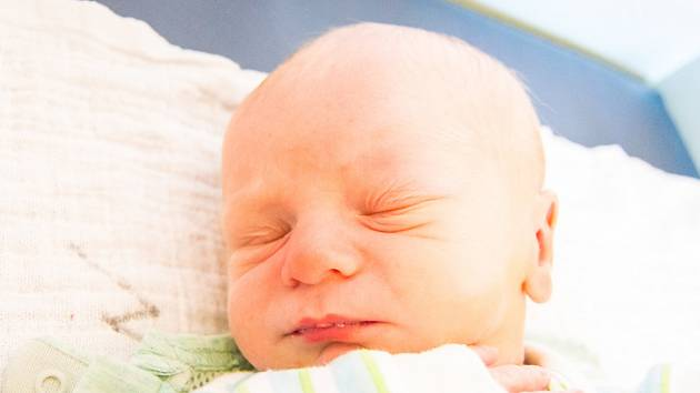 ADAM JIRÁNEK se narodil v sobotu 17. března v jablonecké porodnici mamince Pavle Paldusové z Jablonce nad Nisou.  Měřil 49 cm a vážil 3,08 kg.