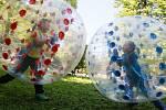 Dětský den v Tyršově parku v Jablonci nad Nisou.