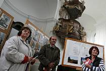 Kostel sv. Archanděla Michaela ve Smržovce přivítal ve svém interiéru návštěvníky u příležitosti akce Noc kostelů.