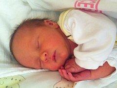 Tomáš Hořčička se narodil Janě a Davidovi Horčičkovým z Jablonce nad Nisou 24. 8. 2013. Vážil 3300 g, měřil 50 cm.