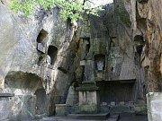 Pantheon Skalní hrad Vranov na Maloskalsku.