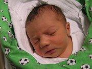 Antonín Novák se narodil Marice Berkyové a Jakubovi Novákovi z Jablonce nad Nisou 15.11.2016. Měřil 49 cm a vážil 3180 g