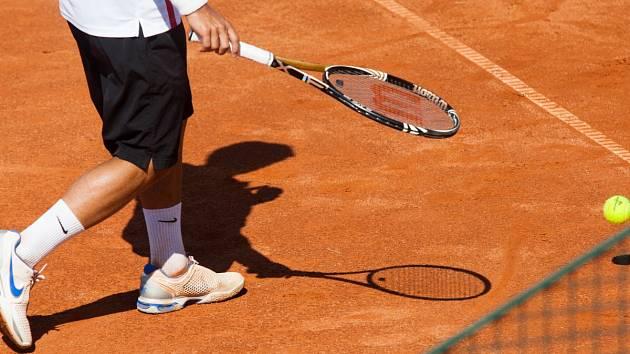 Tenis ilustrační snímek