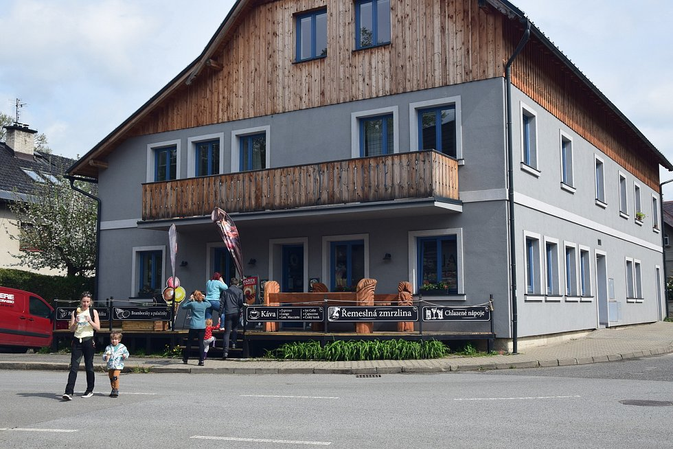 Maloskalsko nabízí velkou škálu sportovních a turistických aktivit.