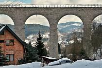 Viadukt ve Smržovce