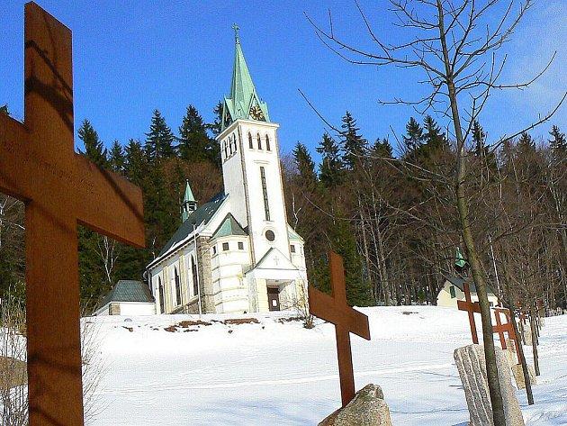 Kostel sv. Antonína v Bedřichově