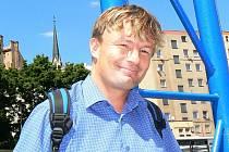 Radní a zastupitel Jindřich Berounský.