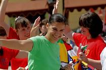 Na Mírovém náměstí v Jablonci ve středu probíhal Den Zdravotně postižených. Uspořádala jej Asociace rodičů a přátel zdravotně postižených dětí v ČR – klub Jablonec.
