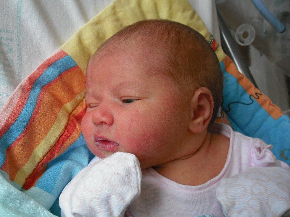 Alice Pluhařová. Narodila se 7.února v jablonecké porodnici mamince Jitce Pluhařové z Oldřichova v Hájích. Vážila 3,20 kg a měřila 47 cm.