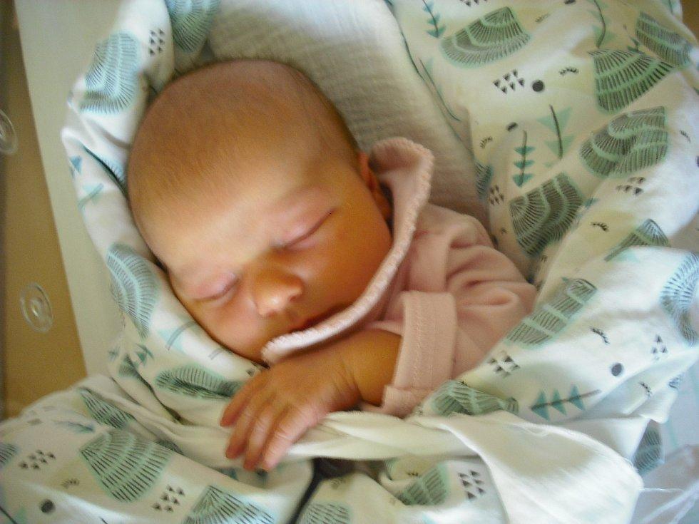 Skarlet Bínová. Narodila se 21.února v jablonecké porodnici mamince Nikole Lukešové z Liberce.Vážila 3,40 kg a měřila 48 cm.