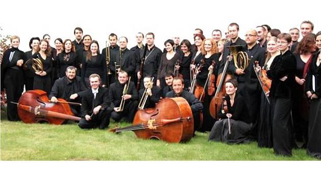Pražský orchestr Musica Florea