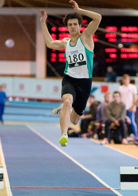 Jan Solfronk skončil v dálce na sedmém místě.