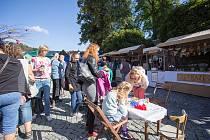 V Železném Brodě pravidelně probíhá i akce názvem Skleněné městečko.