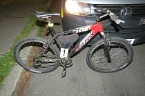 Cyklista, který minulý týden havaroval v Průmyslové ulici, nadýchal přes dvě promile.