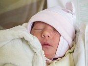 ADÉLA RUPRECHTOVÁ se narodila v neděli 30.  dubna mamince Lucii Ruprechtové z Železného Brodu. Měřila 47 cm a vážila 2,40 kg.