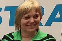 Trenérka Eva Mikulová