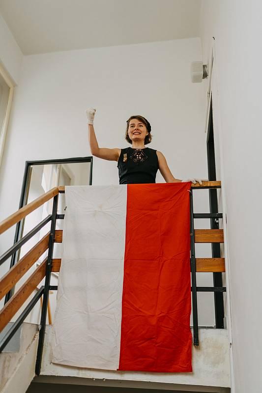 Noc sokoloven v Jablonci nad Nisou. Program pro návštěvníky připravil i Sokol Jablonec a vněm nově založený kulturní prostor Nazdar!
