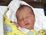 Philip Sander se narodil Kateřině Krotilové a Matthiasovi Sanderovi z Liberce 16. 9. 2014. Měřil 52 cm, vážil 4100 g.