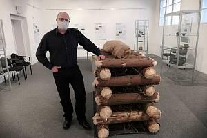 Ředitel turnovského muzea Jan Prostředník.