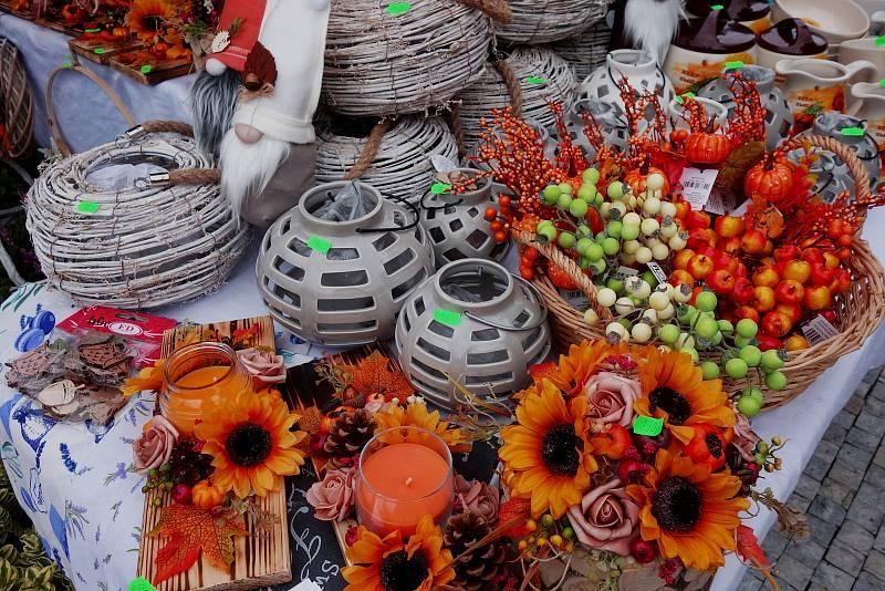 Podzimní slavnosti v Jablonci nad Nisou.