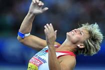 Barbora Špotáková zase zazářila. Na MS skončila druhá, přesto ji některé pokusy mrzely.