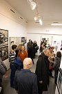 V Městské galerii Vlastimila Rady je možné do 24. února navštívit výstavu SALON VI.