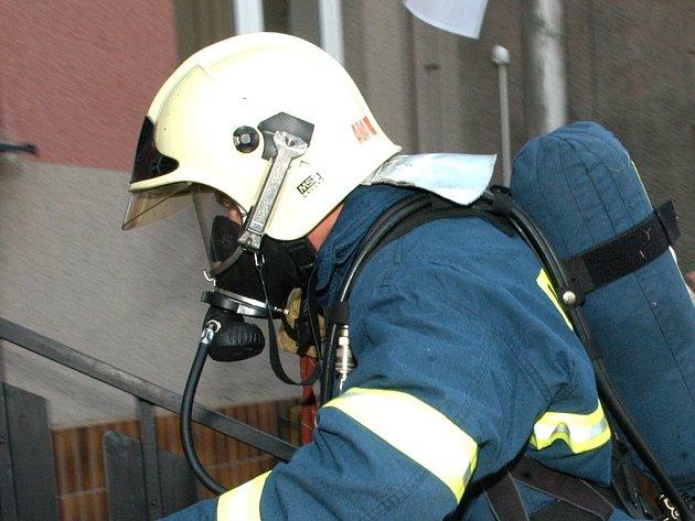 Zásah hasičů. Ilustrační snímek.