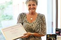 Soňa Paukrtová získala v loňském roce titul Žena roku