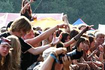 Hudební festival. Ilustrační snímek.