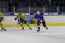 V dalším zápase II. hokejové ligy vybojovali jablonečtí Vlci bod po dramatické třetí třetině a prodloužení. Nepovedly se jim nájezdy.