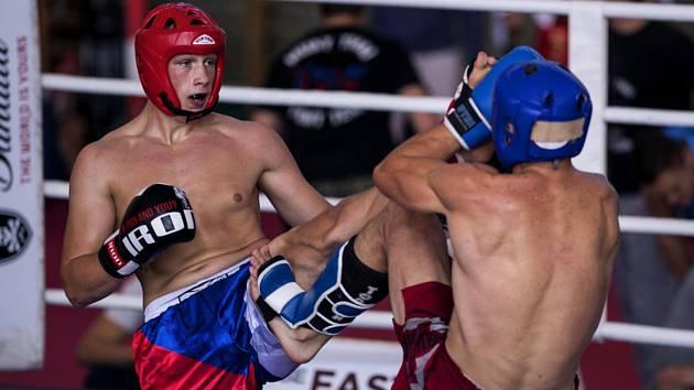 Nadějný závodník v kick boxu, jablonecký Jakub Bakeš z klubu Iron Fighters, patří mezi nominované sportovce na titul Nejlepší sportovec Jablonecka za rok 2018.