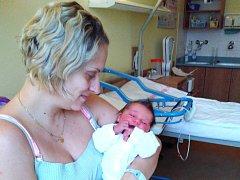 NELLY STRÁNSKÁ se narodila Lucii a Michalovi Stránským z Tanvaldu dne 3.1.2017. Měřila 46 cm a vážila 3460 g.