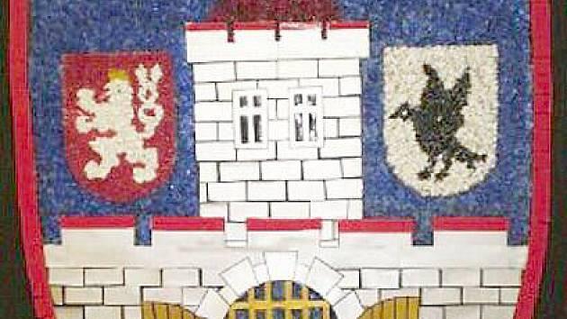 Znak města Železný Brod.-