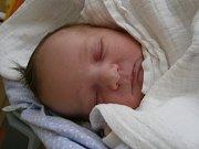 Michael Uxa se narodil Marii Markvartové a Michaelovi Uxovi z Turnova dne 27.5.2015. Měřil 51 cm a vážil 3600 g.