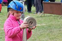 V sobotu 4. května se konal již 8. ročník hasičské soutěže pro mladé hasiče.
