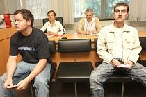 U ústeckého krajského soudu začalo hlavní líčení se dvojicí obžalovaných padělatelů Pavel Lukáš a Josef  Veit