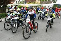 Desátý ročník závodu horských kol ABB MTB Cup 2017. Letošního ročníku se zúčastnilo 573 závodníků, kteří přijeli ze všech koutů České republiky.